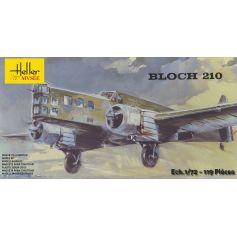 BLOCH 210 Heller Museum 1/72