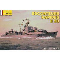 Heller 81093 Escorteurs Rapides E50 1/400