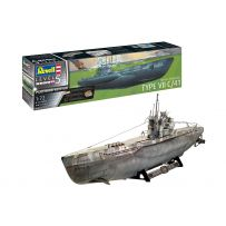 German Submarine Type VII C/41 1/72