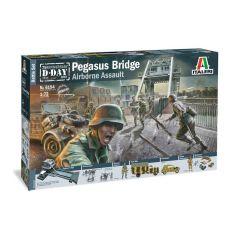 Pegasus Bridge - D.Day 75e Ann.1944-2019 1/72