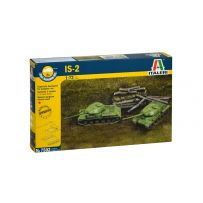 IS-2 - Montage Rapide 1/72