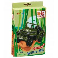 Jeep Willis MB 16 cm