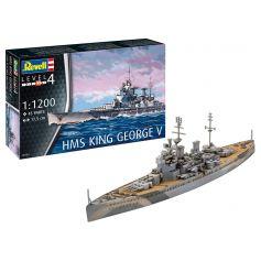 HMS King George V 1/200