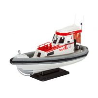 Search - Rescue Daughter-Boat VERENA 1/72
