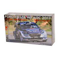 Belkits 013 Ford Fiesta RS WRC 2017 Tanak 1/24