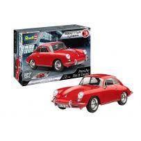 Porsche 356 Coupe 1/16