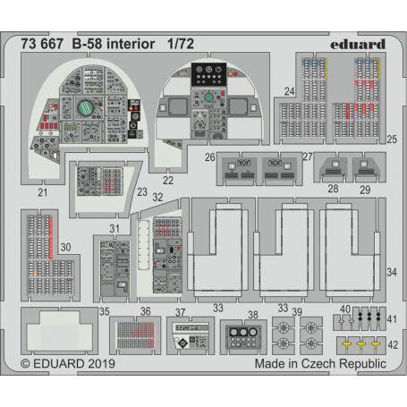 B-58 interior 1/72