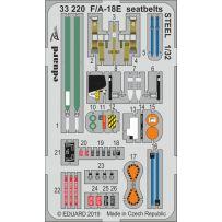 F/A-18E seatbelts steel 1/32