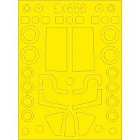 Eduard EX656 U-2A 1/48