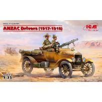 ANZAC Drivers (1917-1918) 1/35