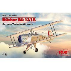 Bücker Bü 131A German Training Aircraft 1/32