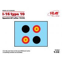 I-16 type 10 1/32