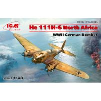 He 111H-6 North Africa 1/48