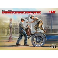 American Gasoline Loaders (1910s) 1/24