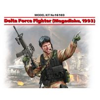 Delta Force Fighter (Mogadishu, 1993) 1/16