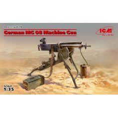 German MG08 Machine Gun 1/35