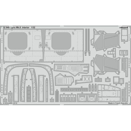 Lynx Mk.8 interior 1/32