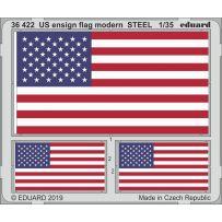 US ensign flag modern Steel 1/35