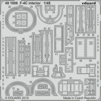 F-4C interior 1/48
