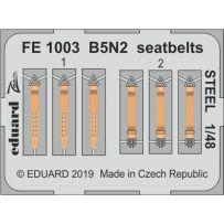 B5N2 seatbelts Steel 1/48