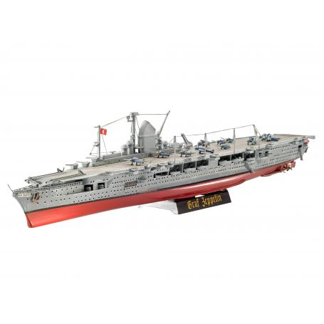 German Aircraft Carrier GRAF ZEPPELIN 1/720