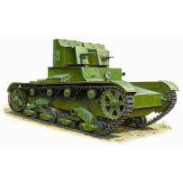 Tank Soviet.T26 1932 1/35