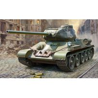 Char Russe T-34/85 1/35
