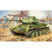 Char Sovietique T34/85 1/100