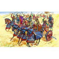 Cavalerie Perse+Chariots 1/72