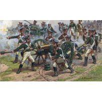 Artillerie Russe 1812-14 1/72