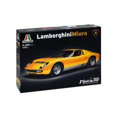 Lamborghini Miura 1/24