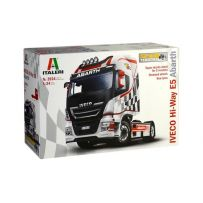 Iveco E5 Hiway Abarth 1/24
