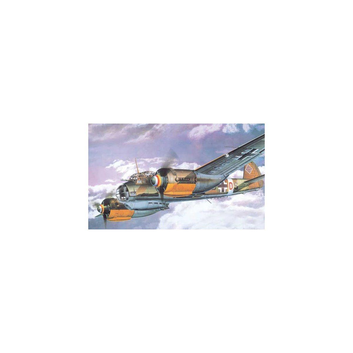 Dragon D5528 Junkers Ju88A-4 1/48