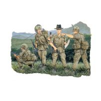 Fantassins US 1st Cavalry 1/35