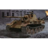 Panther Ausf.F Surblindé 1/35
