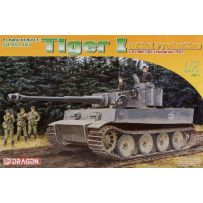 Tiger I Production initiale 42 1/72