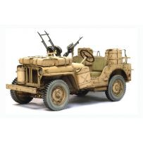 Jeep Desert Raider SAS 1/6