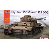Panzer IV Ausf.F2 1/72
