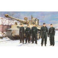Tiger I Déb.Prod. Wittmann 1/72