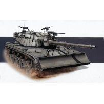 M60 avec Lame Déblaiement Israël 1/35