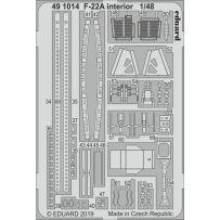 F-22A interior 1/48