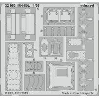 Eduard 32953 MH-60L 1/35