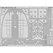 Eduard 23035 F6F-5 wheel bays 1/24