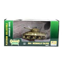 M4 Tank (Mid.)-6th Armored Div. 1/72