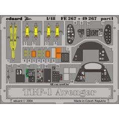 TBF-1 Avenger 1/48