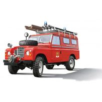 Land Rover Pompiers 1/24