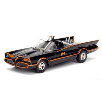 Jada 253212000 Classic Batmobile 1966 Free Rolling 1/32