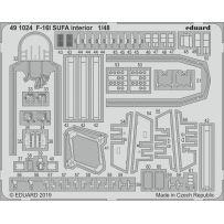 F-16I SUFA interior 1/48