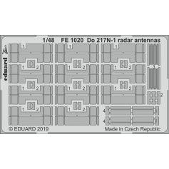 Do 217N-1 radar antennas 1/48