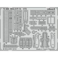 Eduard 73680 MiG-21F-13 1/72